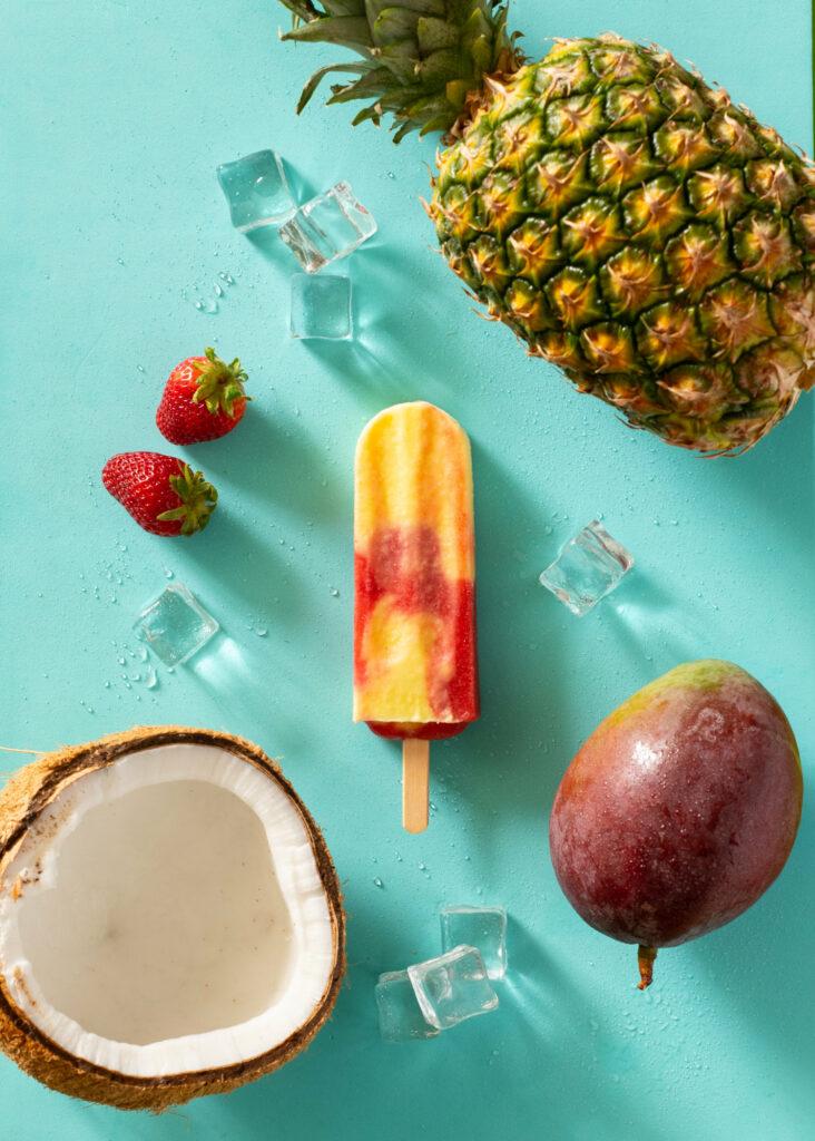 Tropical refreshment